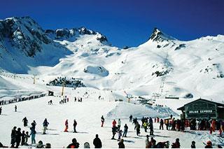 Location à Luz-Saint-Sauveur d'un appartement à proximité de 4 grandes stations de ski des Pyrénées