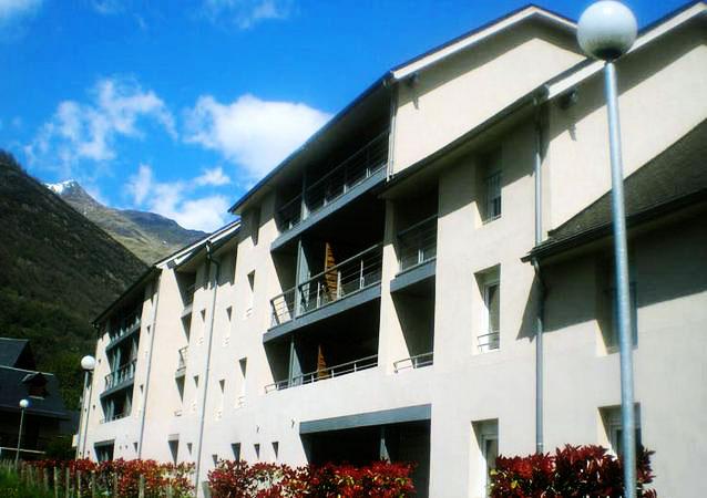 La résidence Pyrénées Zenith