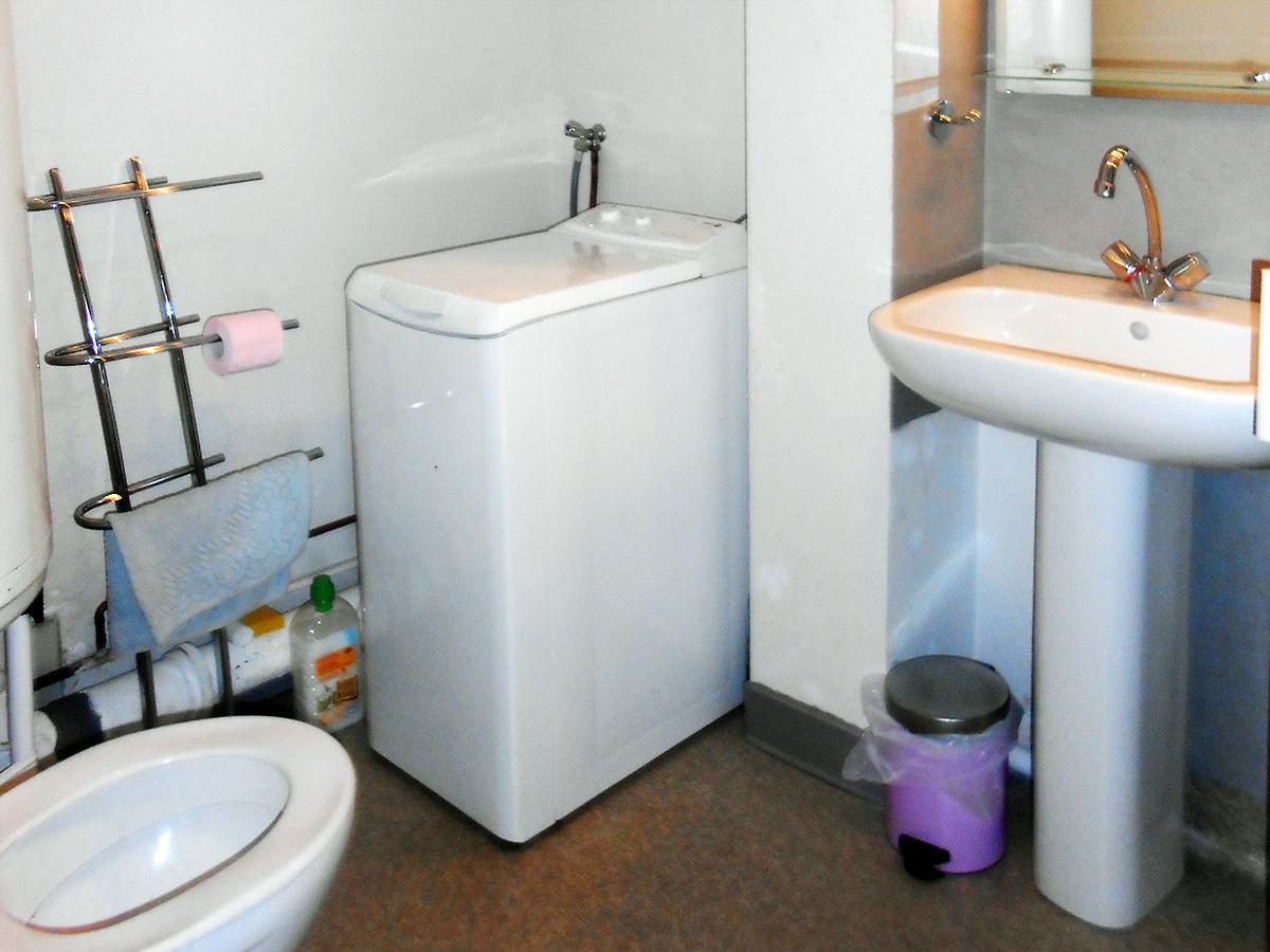 Location d'appartement à Luz-Saint-Sauveur : la salle d'eaux