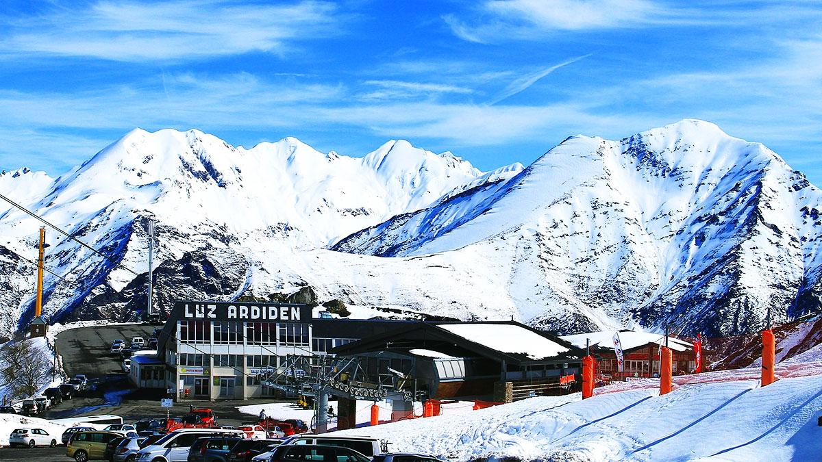 Station de ski de Luz-Ardiden
