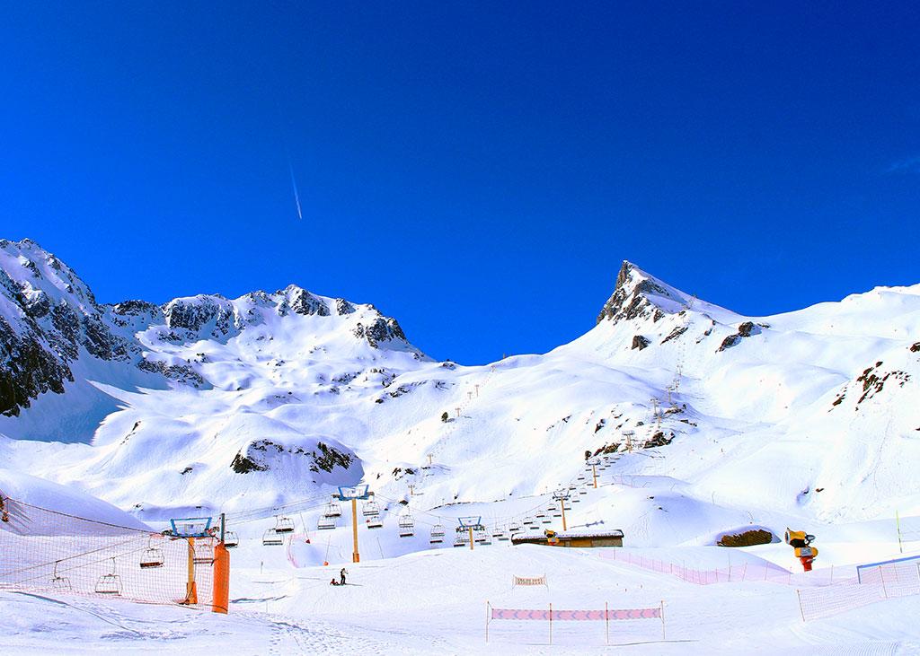 Luz-Saint-Sauveur, activités d'hiver