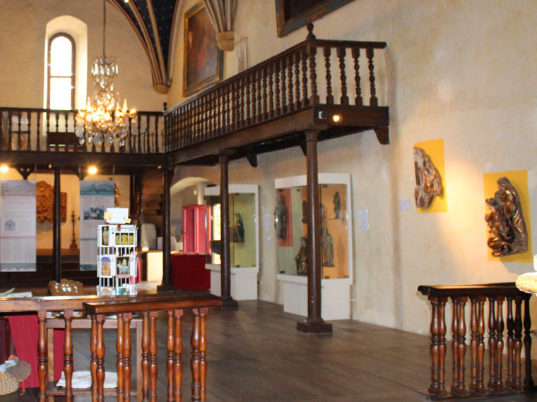 Le Musée du Trésor à Luz-Saint-Sauveur
